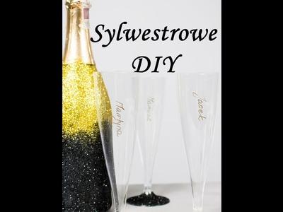 Sylwestrowe DIY #sylwester #diy