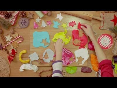 Jak zrobić ozdoby świąteczne z masy plastycznej? - kreatywnie na święta