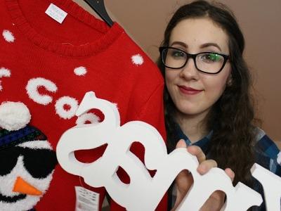 Zakupy Świąteczne - ozdoby i dodatki  | KiK, Pepco, Tesco