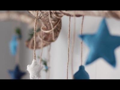 Bożonarodzeniowe ozdoby z filcu | piernikowe ludziki i gwiazdy | vlogmas #9