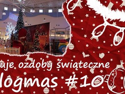 Kupuje ozdoby świąteczne┃Vlogmas #10