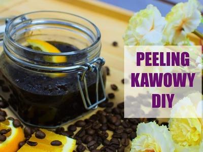 Wygładzający peeling kawowy DIY