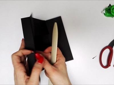 """DIY -  """"Jak zrobić pudełko na mini album lub foto karty"""""""