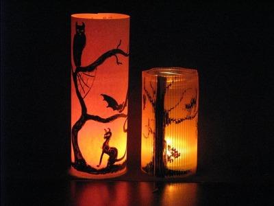 Jak zrobić prosty lampion z kartki - Pomysły plastyczne dla każdego