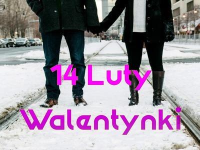 DIY Walentynki 2017 prezent na walentynki