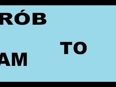 Zrób to sam: organizer na sztućce i nie tylko | Mona5Gold