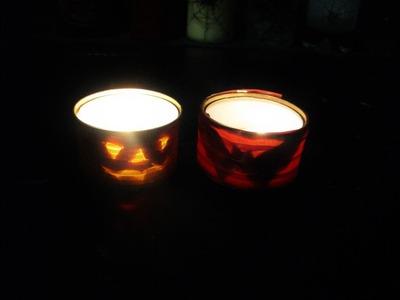 Jak zrobić lampion z puszki na Halloween -Pomysły plastyczne dla każdego