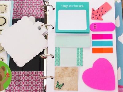 Materiały do DIY | karteczki do notatek | przegląd samoprzylepnych kartek do notatek