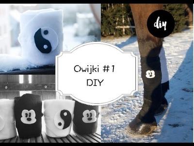 Owijki dla konia DIY