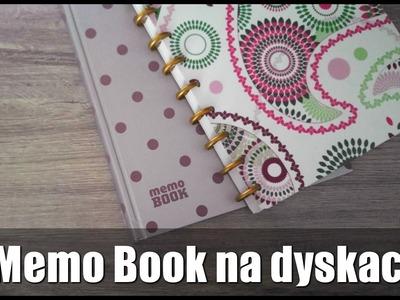✂ DIY - Memo Book z systemem dyskowym
