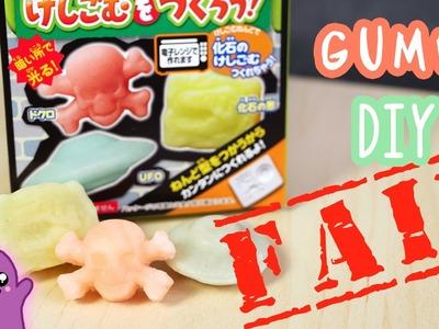 ❌FAIL Gumki DIY świecące w ciemności! - JAPANA składam #9