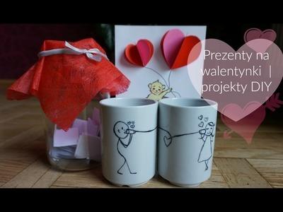 Prezenty DIY na walentynki | Collab Walentynkowy 2017