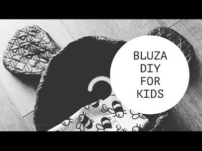 DIY: Bluza z kapturem i ogromnymi uszami dla dziecka, mamo uszyj mi