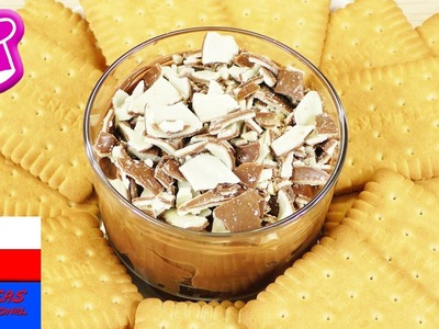 Dip czekoladowy do herbatników
