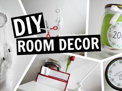 DIY Ozdoby do pokoju