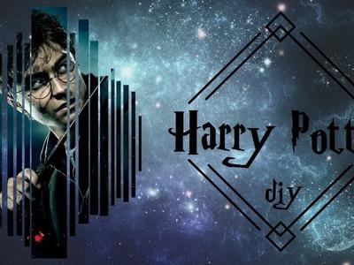 Harry Potter diy | Trochę magii | Mów mi DIY