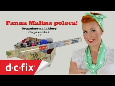 Panna Malina poleca organizer na lakiery vol.11