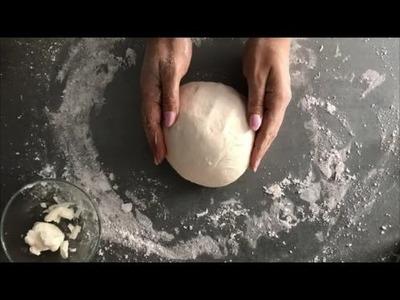 DIY * JAK ZROBIĆ LUKIER PLASTYCZNY. MASĘ CUKROWĄ NA TORT* Z UŻYCIEM PIANEK MARSHMALLOWS