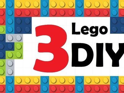 3 Lego DIY