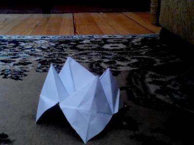 Origami odc . 2 podwujne serce z piekła inieba po polsku