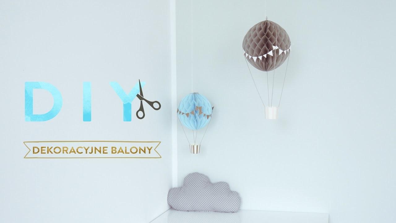 Dekoracyjne balony | WESTWING DIY