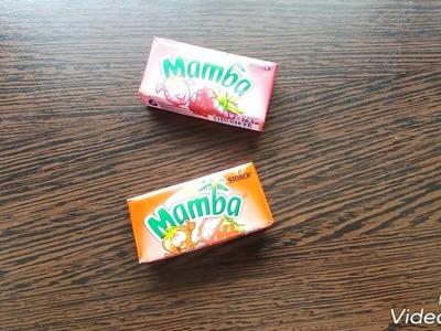 DIY| Lizak z gumy Mamby????