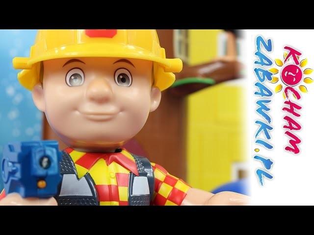 DIY - Naprawa Maszyny - Bob Budowniczy & Małe Królestwo Bena i Holly - Bajki i Kreatywne Zabawy