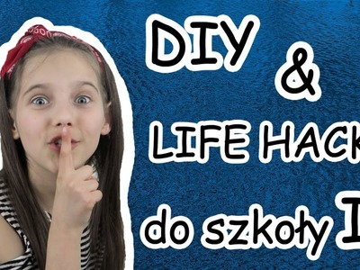 ♥ DIY & LIFE HACKS - BACK TO SCHOOL II Pusheen Girl