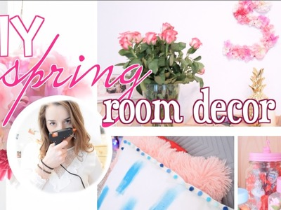 DIY Spring Room Decor | Sylwia Lipka