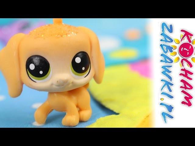 DIY - Wielkanocny zajączek - Littlest Pet Shop & Doh Vinci - Bajki i Kreatywne Zabawy dla dzieci
