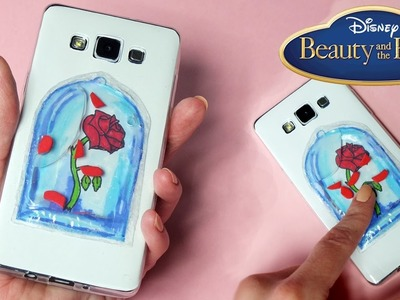 DIY Piękna i Bestia WODNE ETUI NA TELEFON