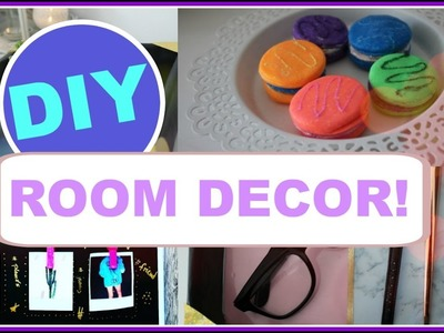 ♡ DIY Room Decor | Dekoracje do pokoju! ♡ Cheap & Easy